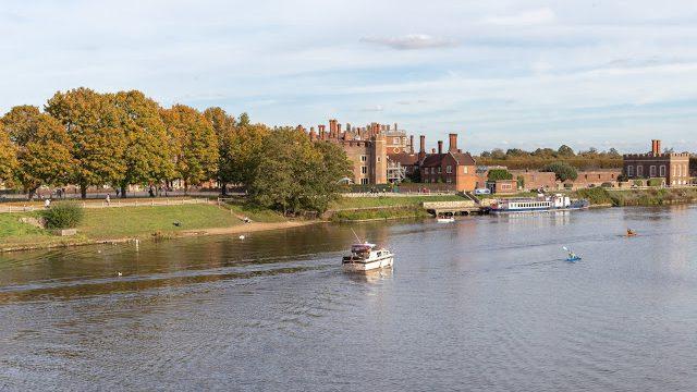 Hampton Court Palace, London Borough of Richmond Upon Thames