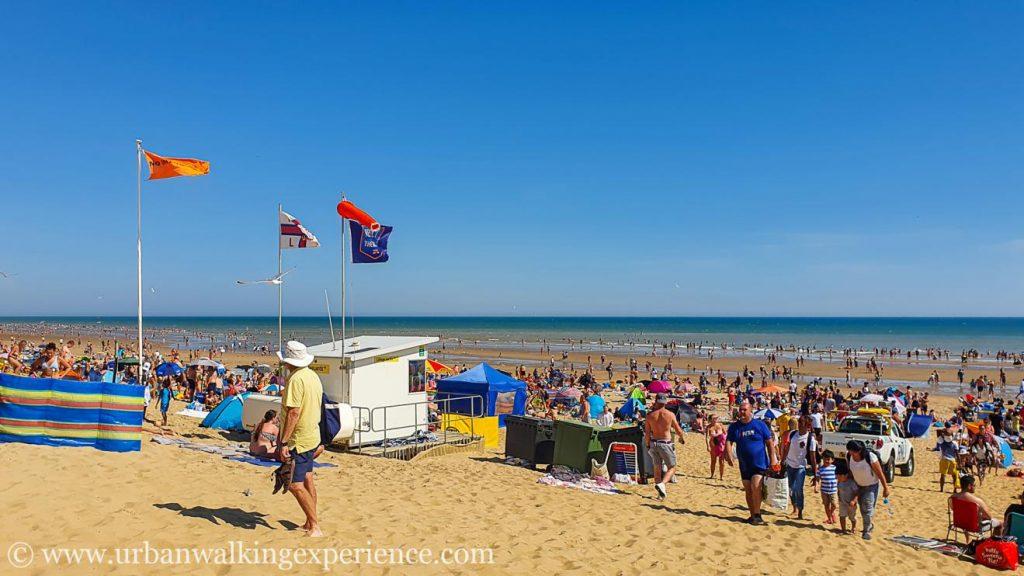 Britons Flock Camber Sands Beach June 2020